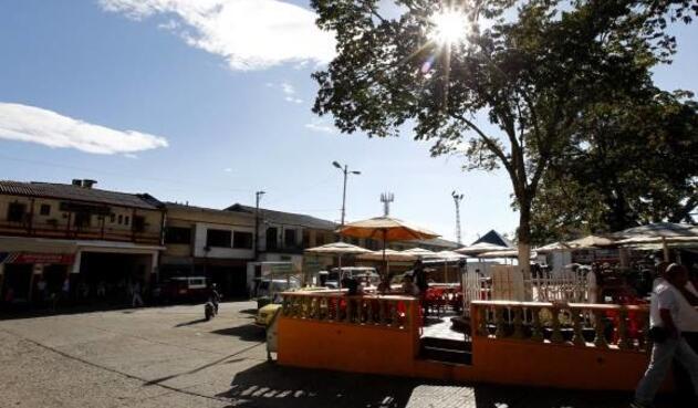 Fredonia, municipio de antioquia