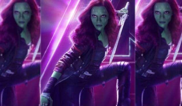 Gamora - Avengers: Infinity War