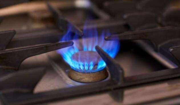 El gas natural domiciliario