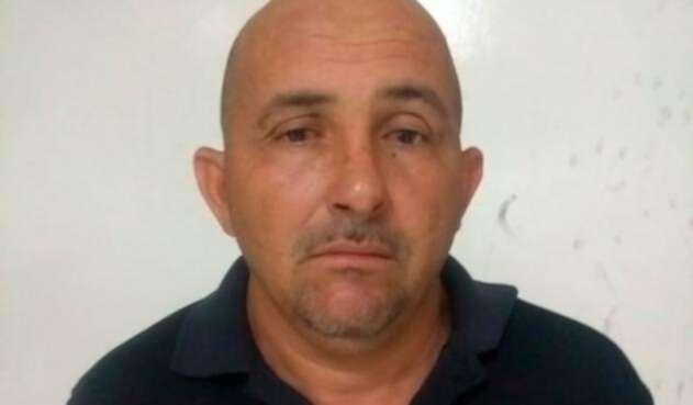 Gilberto Luna Parra, asesino de la niña Nataly Pérez