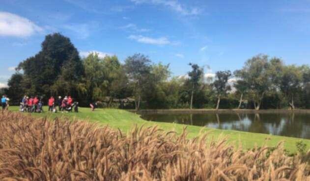 Imagen promocional del torneo de golf Juan Pablo Cáceres Gutiérrez