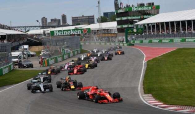 Gran Premio de Canadá de Fórmula Uno