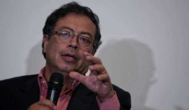 Gustavo Petro, excandidato presidencial