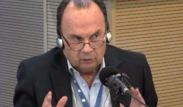 Hernán Peláez, comentarista deportivo