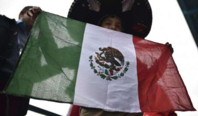 Los hinchas mexicanos en Rusia