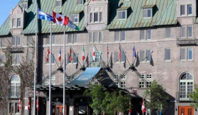 Hotel Manoir Richelieu en Canadá