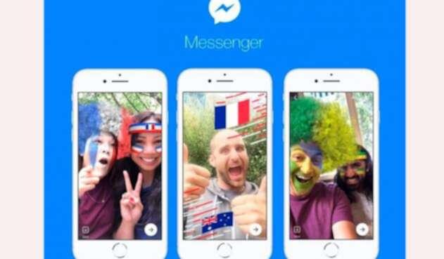Facebook y Messenger en Rusia 2018