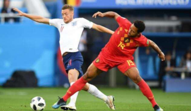 Los ingleses llegan a octavos en donde enfrentarán a Colombia