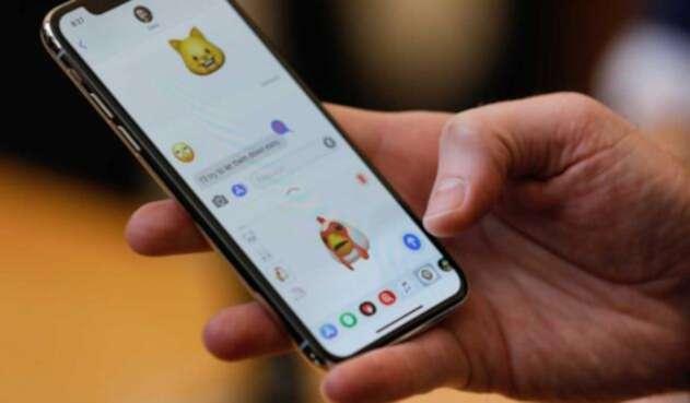 Un iPhone se salvó de impresionante caída