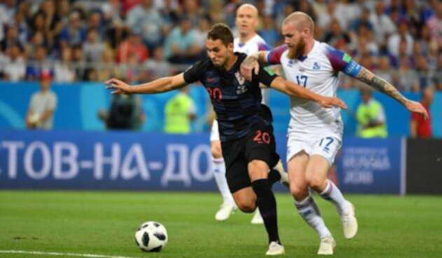 Islandia necesita derrotar a Croacia para acceder a octavos de final