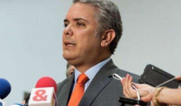 Iván Duque se posesionará como presidente el próximo siete de agosto