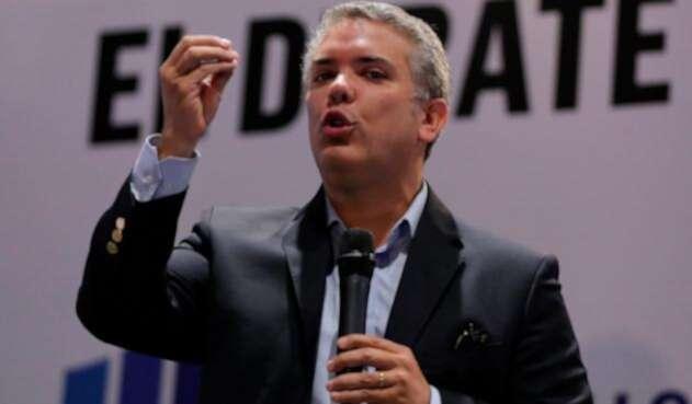 Iván Duque, nuevo Presidente de la República