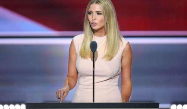 Ivanka Trump, hija de Donald Trump