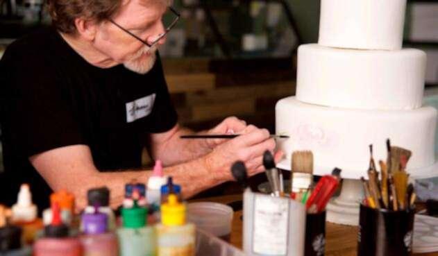 Jack Phillips, panadero en Colorado (Estados Unidos)