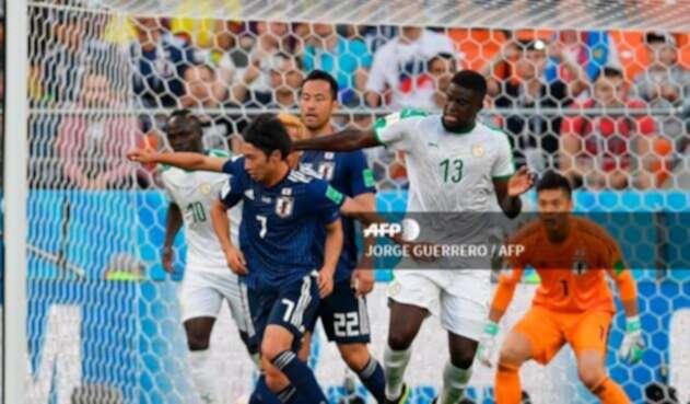 Japón y Senegal en Ekaterimburgo