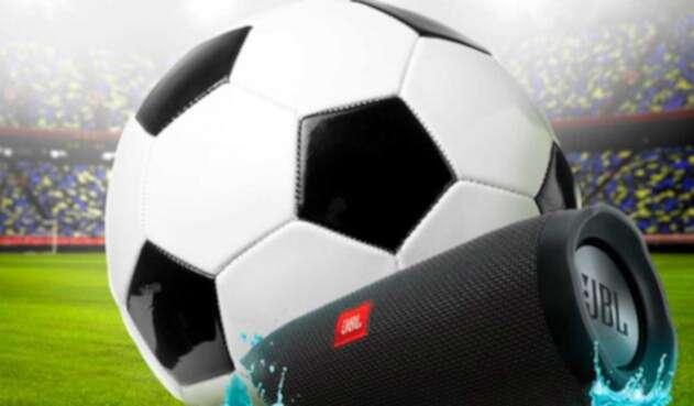 Fútbol y sonido