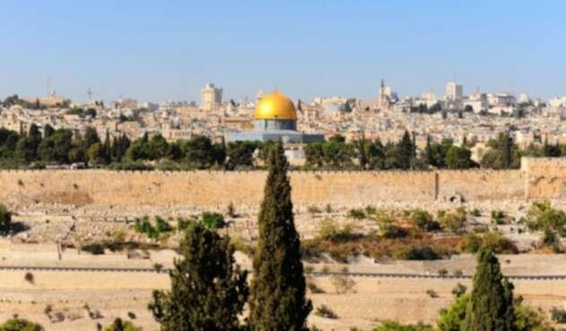 Jerusalén, capital de Israel, centro del debate mundial.