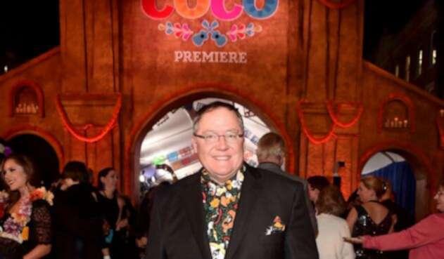 John Lasseter, jefe de animación de Disney