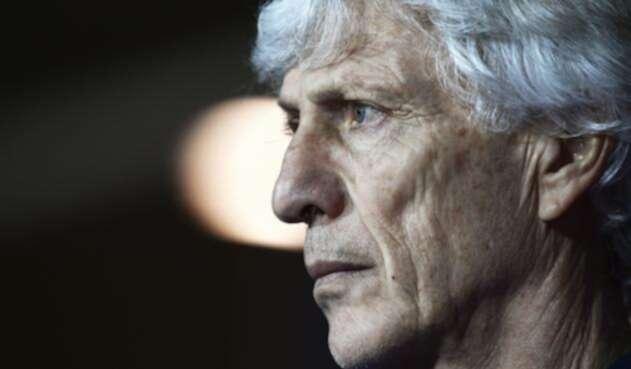 José Néstor Pékerman, técnico de la Selección Colombia / AFP