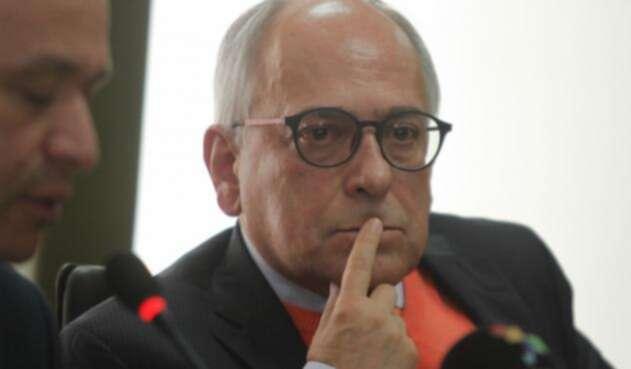 José Obdulio Gaviria, senador del Centro Democrático, arremetió contra Daniel Coronell e Iván Cepeda