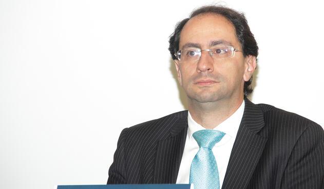 José Manuel Restrepo, rector de la Universidad del Rosario