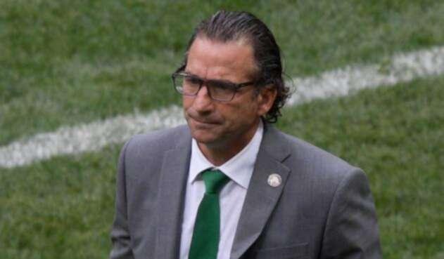 Juan Antonio Pizzi, técnico de Arabia Saudita, tras caer goleado ante Rusia