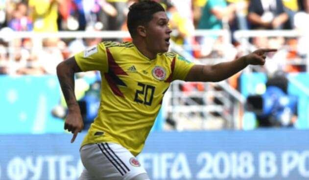 Juan Fernando Quintero Colombia Japón