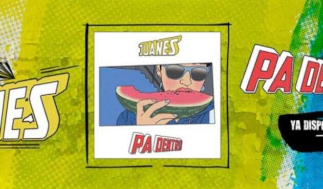 Pa Dentro, de Juanes