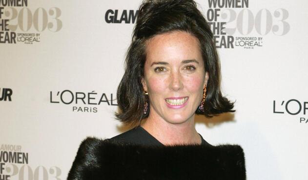 Kate Spade, diseñadora fallecida