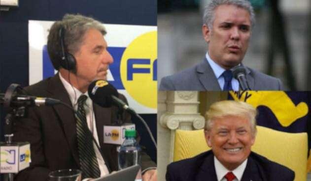 Kevin Whitaker anunció que se mantendrá relación entre EE.UU. y Colombia en gobierno de Duque