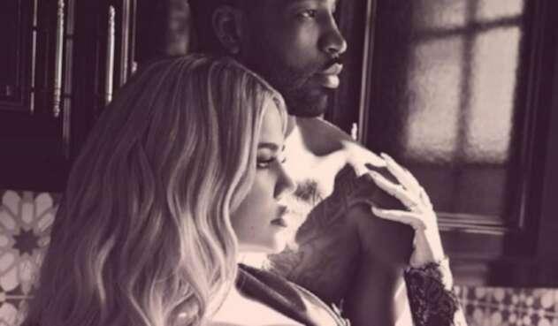 Khloé Kardashian responde a quienes la critican por regresar con Tristan Thompson