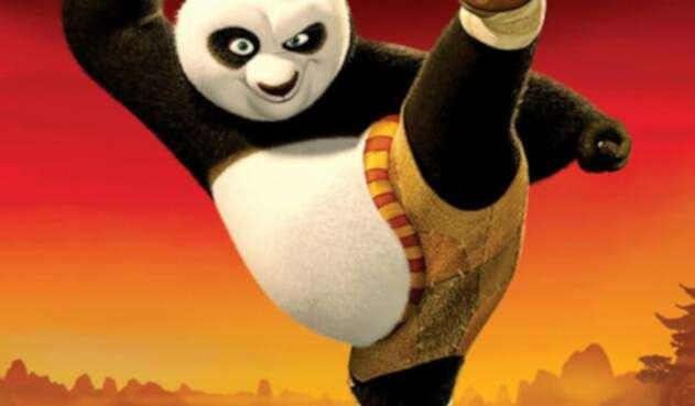 Kung Fu Panda llega a Universal Studios Hollywood.