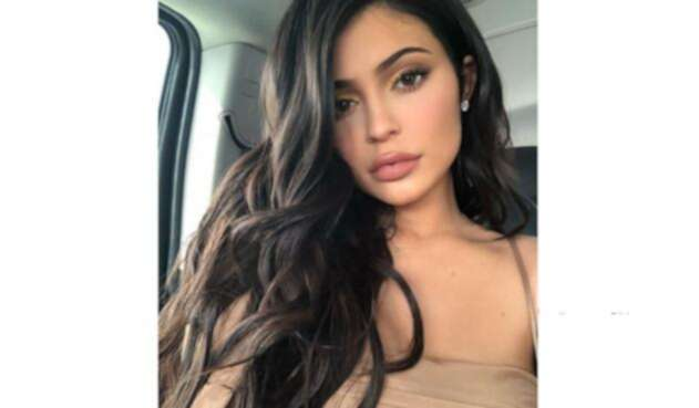 Kylie Jenner, la hermana menor de Kim Kardashian