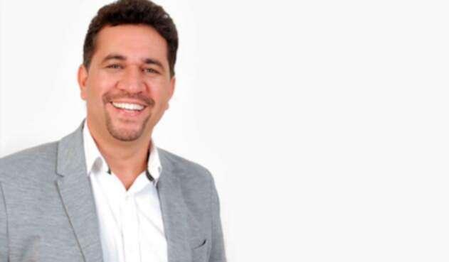 León Fredy Muñoz, congresista del partido Alianza Verde