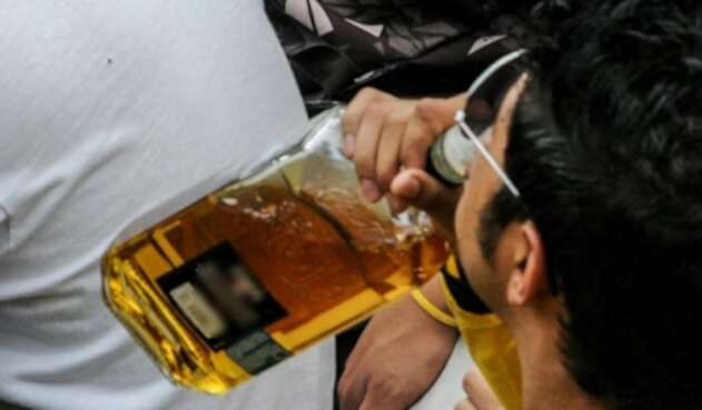 Ley seca - Consumo de alcohol