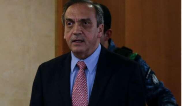 Luis Alfredo Ramos, exgobernador de Antioquia