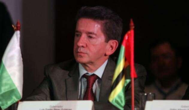 El gobernador de Antioquia sostiene que su departamento no necesita que le regalen esos espacios