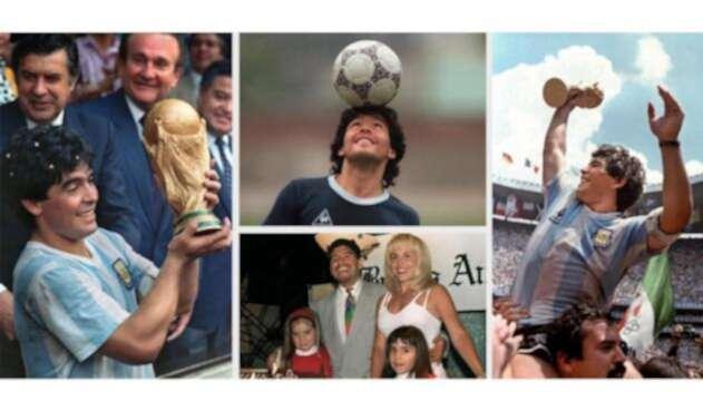 Maradona se coronó campeón en el Mundial de México 86