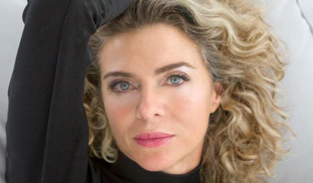 Margarita Rosa de Francisco, actriz y cantante colombiana