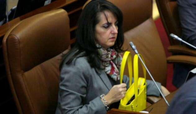 María Fernanda Cabal, congresista