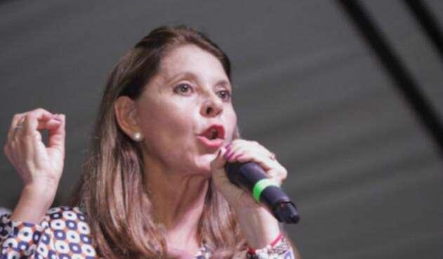 Marta Lucía Ramírez,