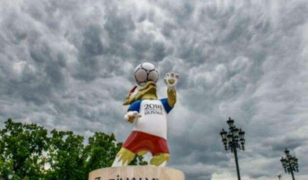 Zavibaka, mascota del Mundial