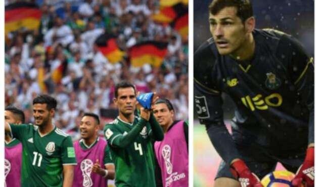 Casillas fue campeón del Mundo en Sudáfrica 2010