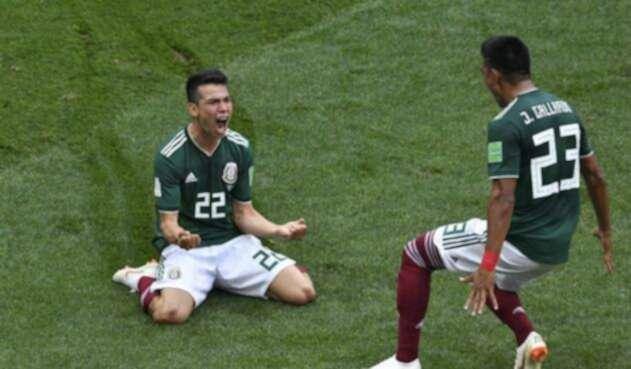 México ganó