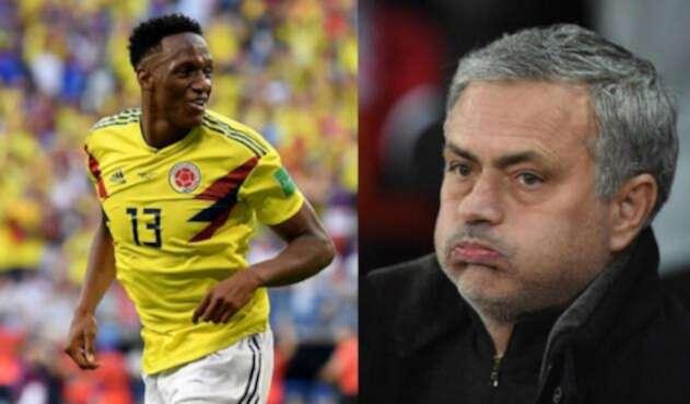 Yerry MIna impidió que el presagio de Mourinho en el Mundial se cumpliera