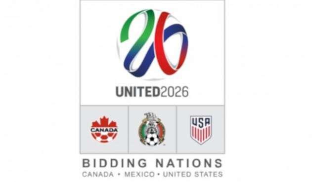 La imagen oficial del Mundial 2026