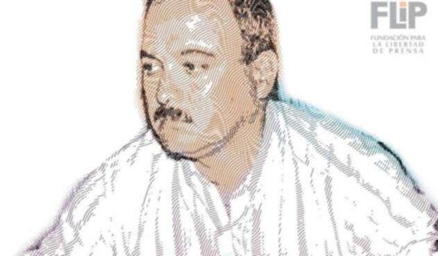 Nelson Carvajal, periodista asesinado en Pitalito (Huila)