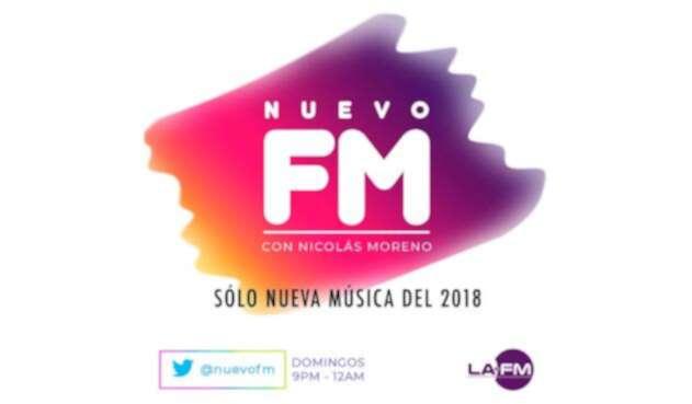 #NuevoFm – Playlist 216 / Domingo 24 de Junio 2018
