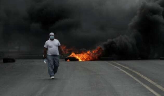 Protestas Nicaragua.