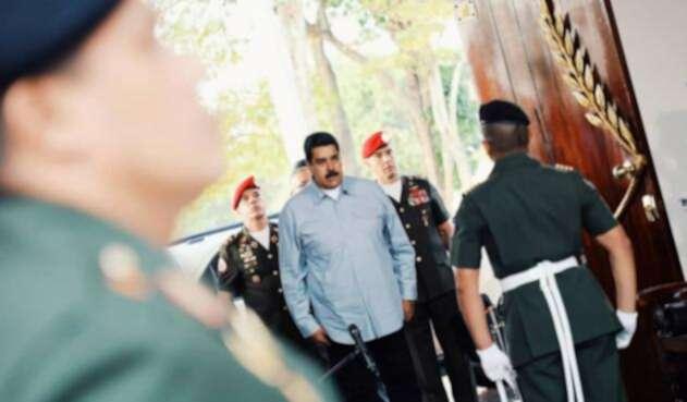 El mandatario venezolano apunta a una etapa de fortalecimiento de la FANB